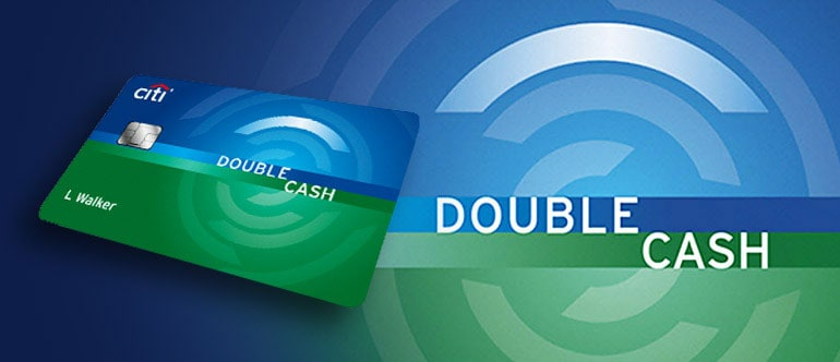 Citi Double Cash Master Card