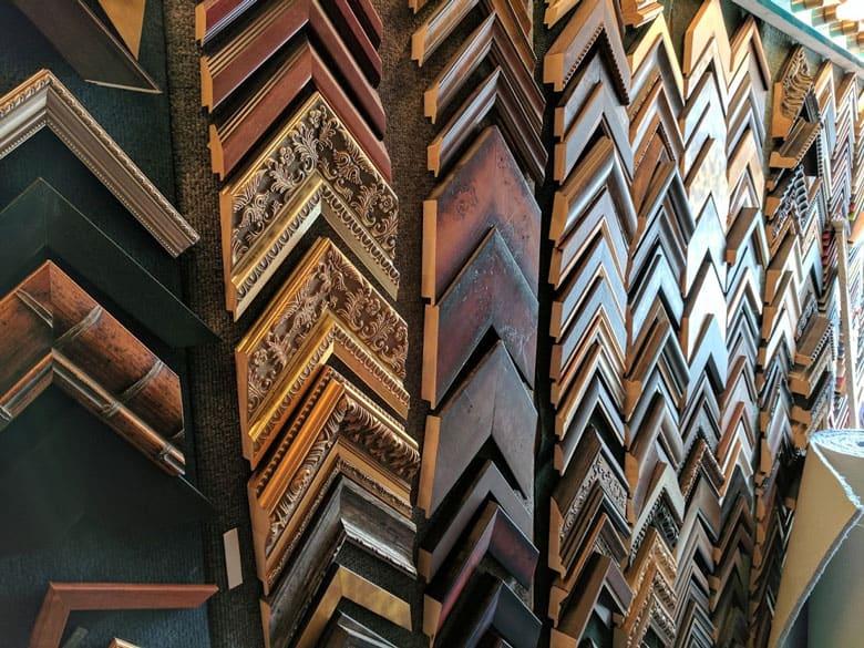 Jerrys Frame Wall