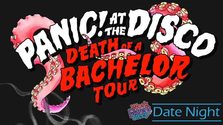 Date night panic at the disco death of a bachelor tour 32417 date night panic at the disco death of a bachelor tour 3 m4hsunfo