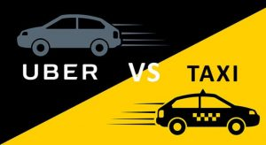 Should you take an uber or taxi